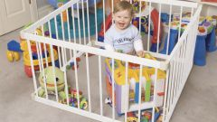 How to choose a playpen for baby