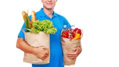 Как заказать продукты на дом