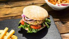 Гамбургер в домашних условиях: вкусно и полезно!