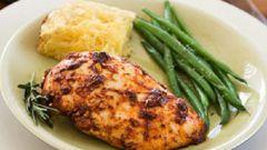 Цыпленок в соусе «Бальзамик»