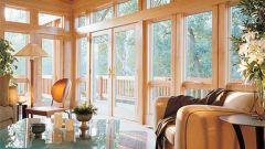 Что такое ламинированное окно