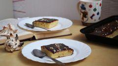 Как приготовить кекс со сметаной и белым шоколадом