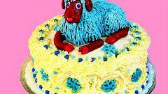 Торт «Коза-дереза»