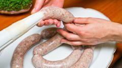 Изготовление колбас в домашних условиях