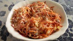 Салат со вкусом и ароматом шашлыка