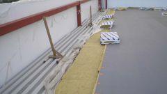 Что надо учесть при утеплении плоской крыши