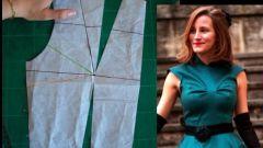 Как построить базовую выкройку платья