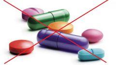 Antibiotics and conception