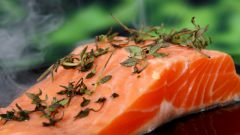 How to pickle salmon pieces in the home