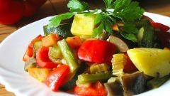 Рецепты из стручковой фасоли