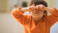 Ячмень у ребенка: причины, симптомы, лечение