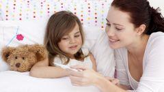 Что дать ребенку от температуры