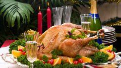 Праздничный стол: как украсить новогодние блюда