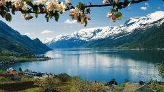 Фьорды Норвегии: описание