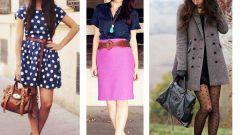 Как сочетать оксфорды с предметами женского гардероба