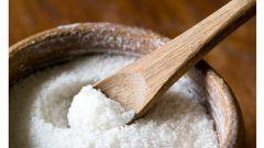 Соль поваренная пищевая - необычное применение