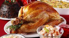 Как приготовить индейку в духовке на Рождество