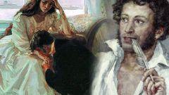 Образ Евгения Онегина в романе А.С. Пушкина (на основе первой главы)
