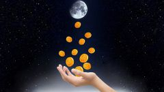 Как привлечь деньги с помощью луны