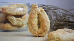 """Как приготовить печенье """"Торчетти"""""""