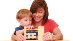 Как научить малыша считать: полезные советы