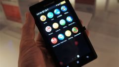 Lenovo smartphones: how to put a song on contact