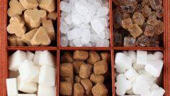 Польза и вред сахара
