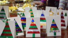 Новогодние поделки с детьми: идеи для создания креативной елки своими руками