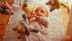 Выбираем игрушку для младенца