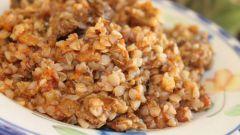 Как приготовить гречку с фаршем в мультиварке