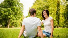 Как вести себя с понравившимся парнем