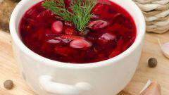 Постные супы: рецепты