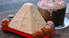 Откуда появилась традиция изготавливать куличи и пасхи на праздник Воскресения Христова
