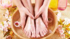 Горчичные ванночки для ног
