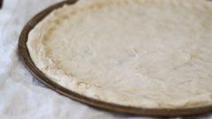 Как делать тонкое тесто для пиццы