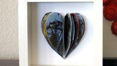 Как сделать валентинку своими руками: 3D сердце