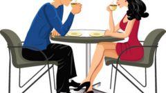 О чем нельзя говорить с мужчиной на первом свидании