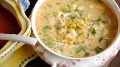 Как приготовить молочный суп чупе по‑аргентиски