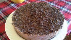 Как испечь торт в микроволновке