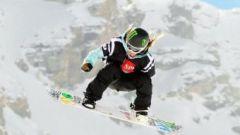 Новые виды спорта на Олимпийских играх в Сочи