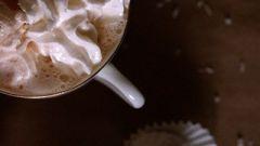 Кофе «Рафаэлло» с эспрессо