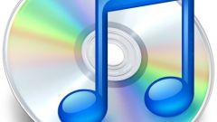 Как закачать музыку через iTunes