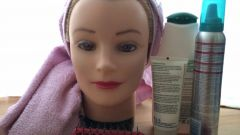 Как ухаживать за учебной головой-манекеном для причесок