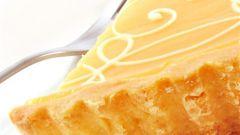 Как приготовить вкусный лимонный торт