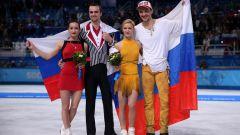 Золото в парном фигурном катании вернулось в Россию