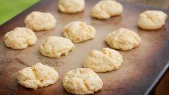 Как приготовить полезное творожное печенье
