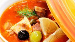 Как приготовить вкусную солянку с колбасой