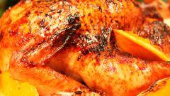Как приготовить курицу целиком в духовке