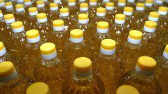Как выбрать качественное подсолнечное масло