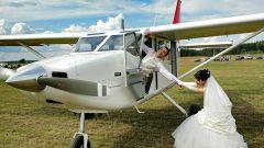 Как выбрать оригинальное место для свадьбы
